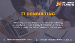 IT Consulting in Australia