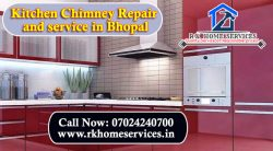 Kitchen Chimney Service in Bhopal