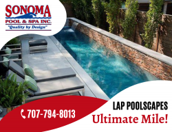Custom Poolscapes Design for Your Courtyard