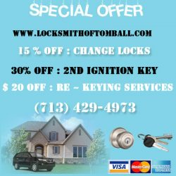 King Locksmith Of Tomball