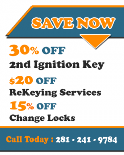 Locksmiths Atascocita