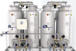 Medical oxygen generator India