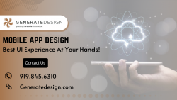 Get Specialized UX / UI Designs for Mobile Apps.