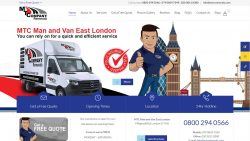 Cheap man with a van London