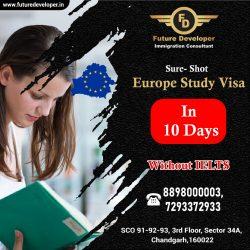 Apply for Your Europe Study Visa 🇪🇺 Assured Visa. 👍