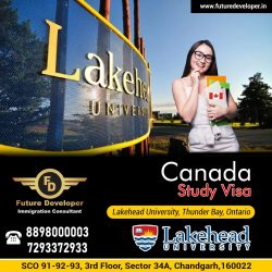 Study In Canada Apply to Lakehead University.