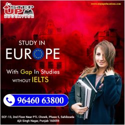 Apply for Europe Study Visa Without IELTS