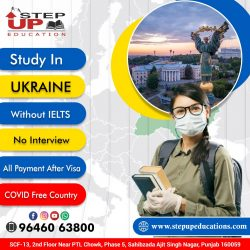 Study In Ukraine Without IELTS