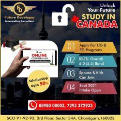 Unlock Your Future Study In Canada