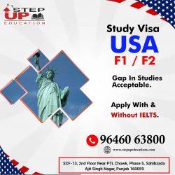 Apply USA Study Visa Without IELTS