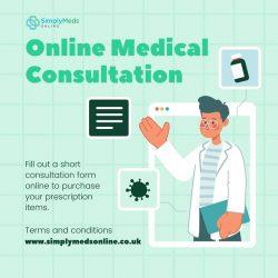 Online Medical Consultation | online epxress medicines | Simply Meds Online