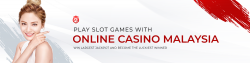 Leading Online Slot Games Malaysia Provider