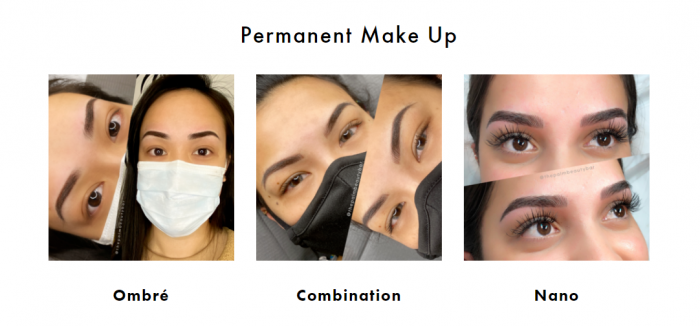 Permanent Make Up Service in Canada | The Palm Beauty Bar