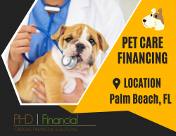 Veterinary Practice and Pet Care Center Financing