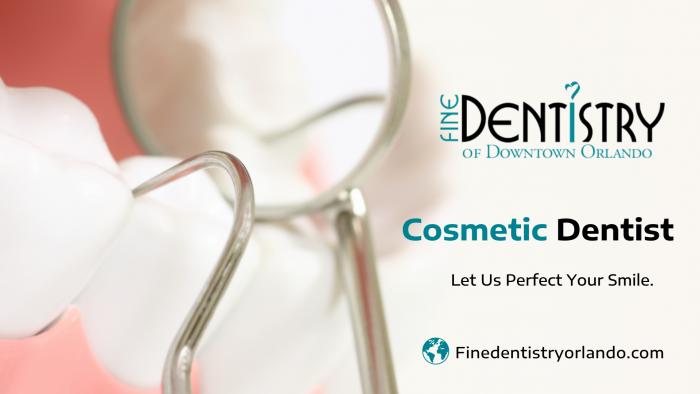 Picture-Perfect Smile with Fine Dentistry