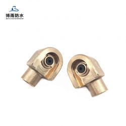 coupler nozzle for connect flat head injection packers https://www.boyuwaterproof.com/