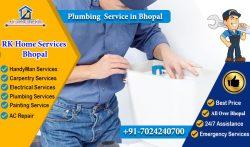 Plumber service in Bhopal