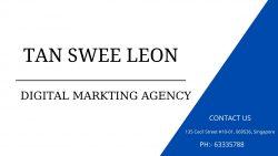 Tan Swee Leon | Digital Marketing Expert