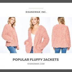 Popular Fluffy Jackets