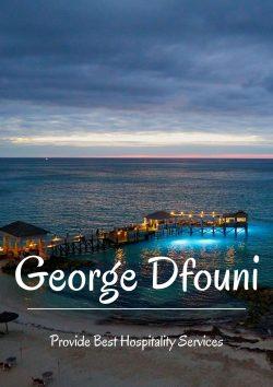 George Dfouni|Hospitality Management Program|Qualified Professional