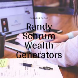 Randy Schrum Wealth Generators | Randy Schrum Crypto
