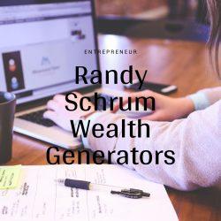 Randy Schrum Wealth Generators | Randy Schrum Crypto