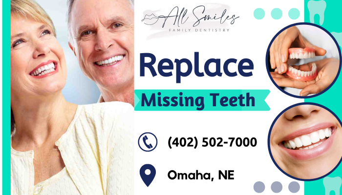 Recover your Full Smile with Dentures