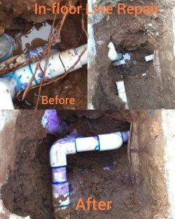 Looking for plumbing repairs