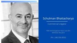 Schulman Bhattacharya | Commercial litigator