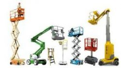 Scissor Lift Training Near me