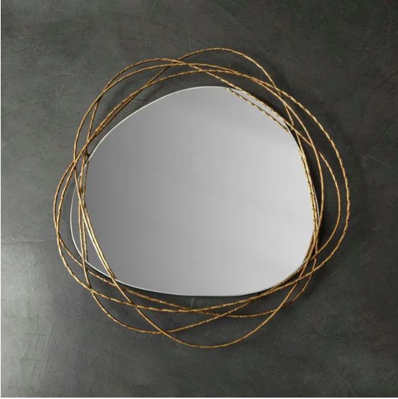 Precious Wall Mirrors Online in India from Dekor company