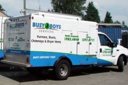 Contact Busy Boys Services for Duct Cleaning in Squamish