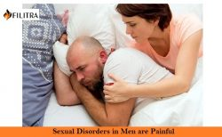 Sexual Disorders in Men are Painful