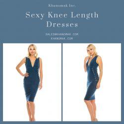 Sexy Knee Length Dresses