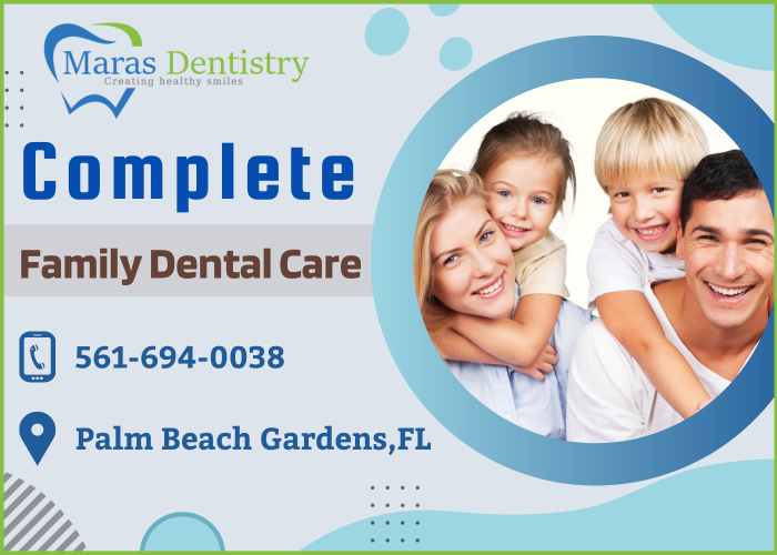 Specialized Cosmetic Dentistry for Family