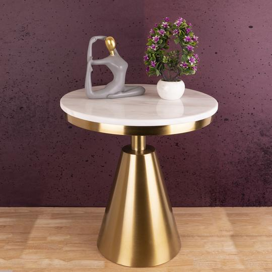 Get the latest collection of Round Side Table Online