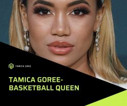 Tamica Goree- The Basketball Queen