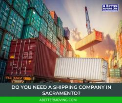 The Best Shipping Company Sacramento