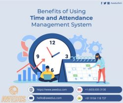 Benefits of Using Time and Attendance Management System