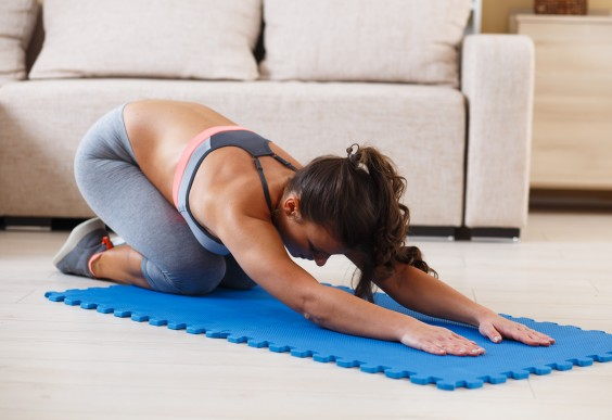 Tiffani S Lankford – Tips For Home Exercisers