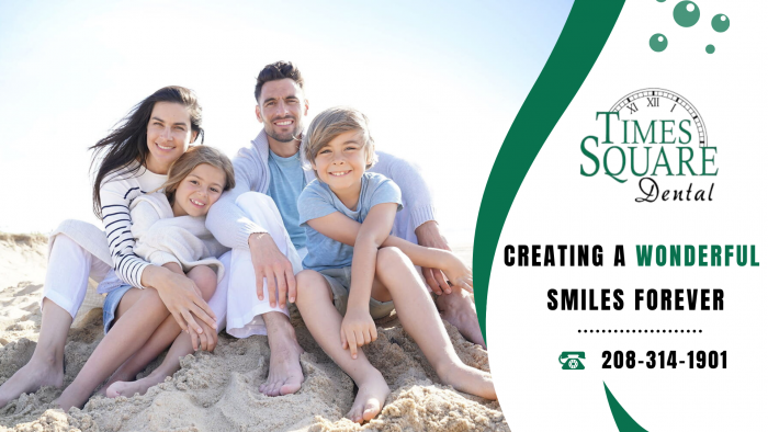 Trusted Family and Cosmetic Dentist