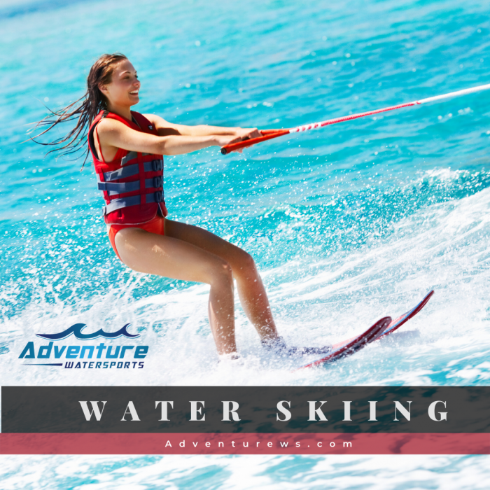 Trusted Place for Water Skiing