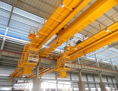Best EOT Crane Manufacturers in India