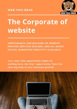 Web designing and web development | webyogibear