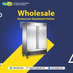 Wholesale Restaurant Equipment Online