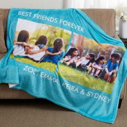 Custom Blankets Personalized Photo Blankets Custom Collage Blankets With 5