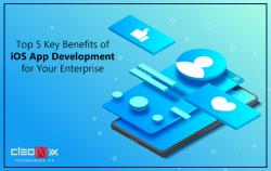Top 5 Key Benefits of iOS App Development for Your Enterprise