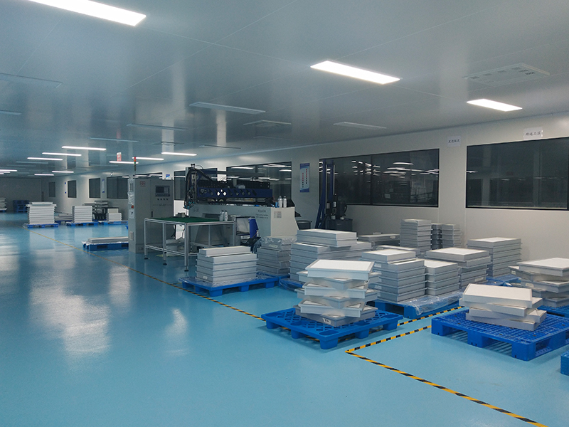 cleanroom supplier