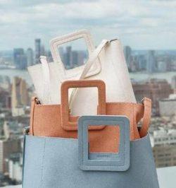 TMRW Studio Leather Handbags