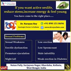 Best Ayurvedic Sexologist in Kolkata   Dr. Narayan Roy